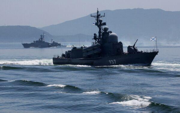 Putin asistirá el domingo a la celebración del Día de la Armada de Rusia - Sputnik Mundo