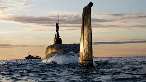 Submarino ruso - Sputnik Mundo