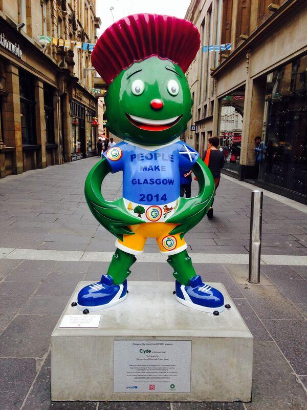Glasgow, ciudad liberada - Sputnik Mundo