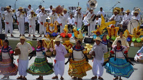 La mayor fiesta de paz del México indígena - Sputnik Mundo