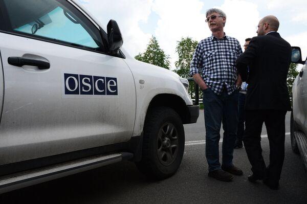 Llegan a la provincia rusa de Rostov primeros observadores de la OSCE - Sputnik Mundo