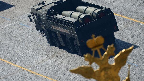 Sistemas de misiles tácticos Iskander-M - Sputnik Mundo