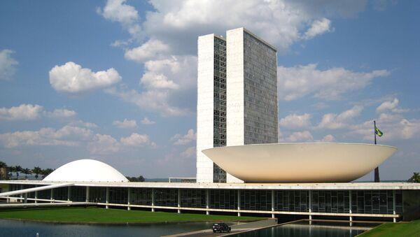 Congreso Nacional del Brasil - Sputnik Mundo