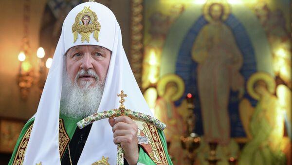 Patriarca Kirill de Moscú y toda Rusia - Sputnik Mundo