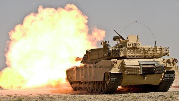 M1A1 Abrams - Sputnik Mundo