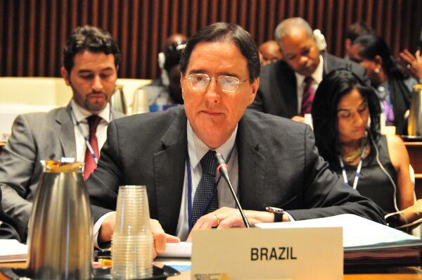 Jarbas Barbosa, secretario de Vigilancia de la Salud del Ministerio de Sanidad de Brasil - Sputnik Mundo