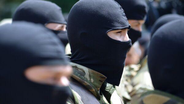 Batallon de voluntarios de Ucrania - Sputnik Mundo