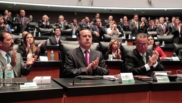 Congreso de México - Sputnik Mundo