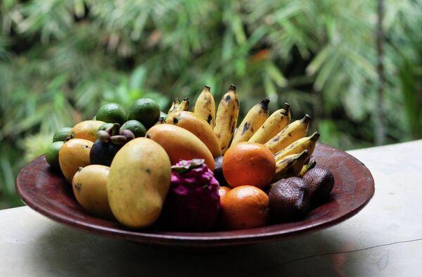 Turquía está dispuesta a aumentar las exportaciones de frutas y hortalizas a Rusia - Sputnik Mundo