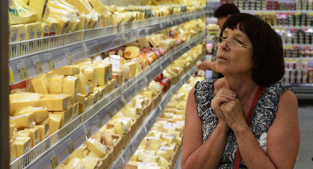 Contrasanciones no afectan las importaciones de Rusia, según el Banco Central