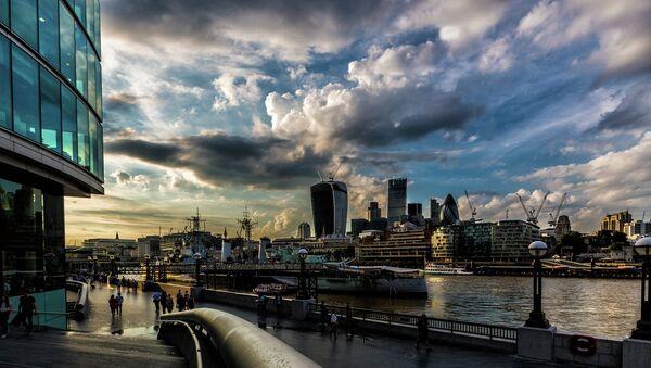El dueño de Zara compra un edificio en Londres por 335 millones de euros - Sputnik Mundo