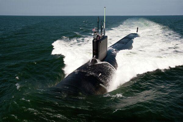 Submarino сlase Virginia - Sputnik Mundo