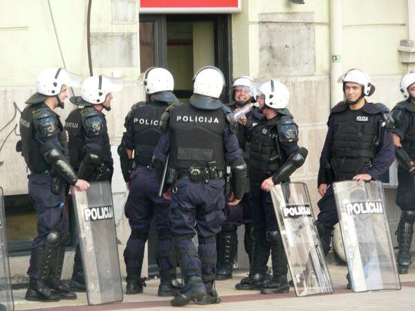 La policía de Kosovo detiene a 40 presuntos combatientes en Irak y en Siria - Sputnik Mundo