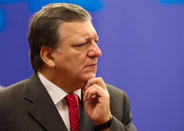 José Manuel Durao Barroso, presidente de la Comisión Europea - Sputnik Mundo