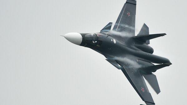 Avión Su-34 - Sputnik Mundo