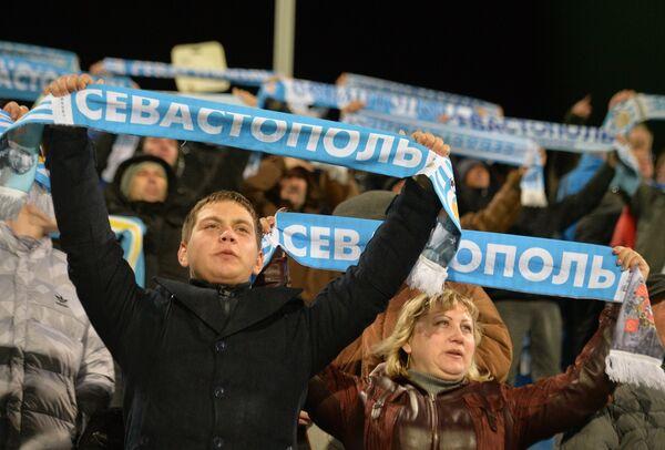 Ucrania solicita a la FIFA y la UEFA introducir sanciones a Rusia - Sputnik Mundo