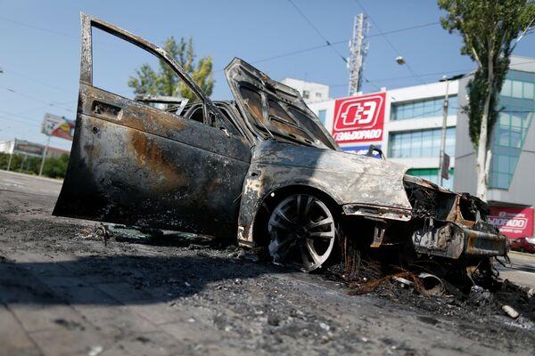 Diez civiles mueren y ocho resultan heridos en Donetsk durante las últimas 24 horas - Sputnik Mundo