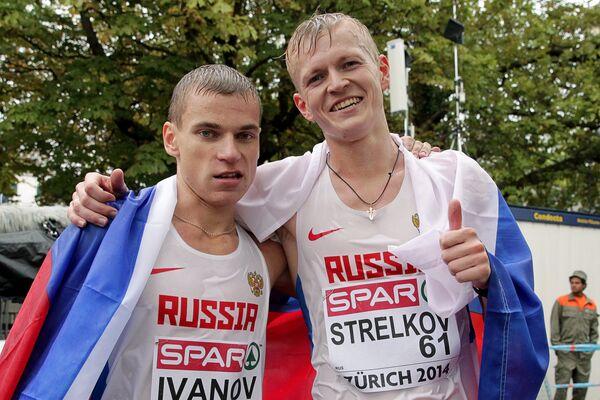 Rusia, plata en el relevo largo masculino del Campeonato Europeo de Atletismo - Sputnik Mundo