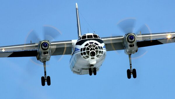 An-30 - Sputnik Mundo