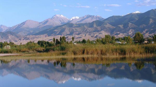 Озеро Иссык-Куль - Sputnik Mundo