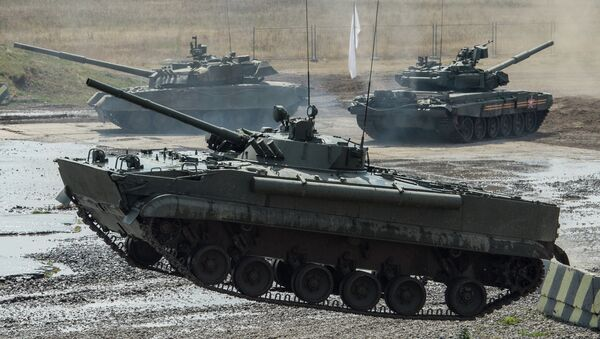 BMP-3 - Sputnik Mundo