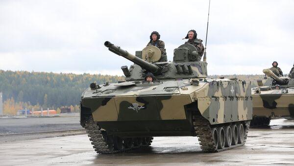 Vehículo de combate aerotransportado BMD-4M - Sputnik Mundo