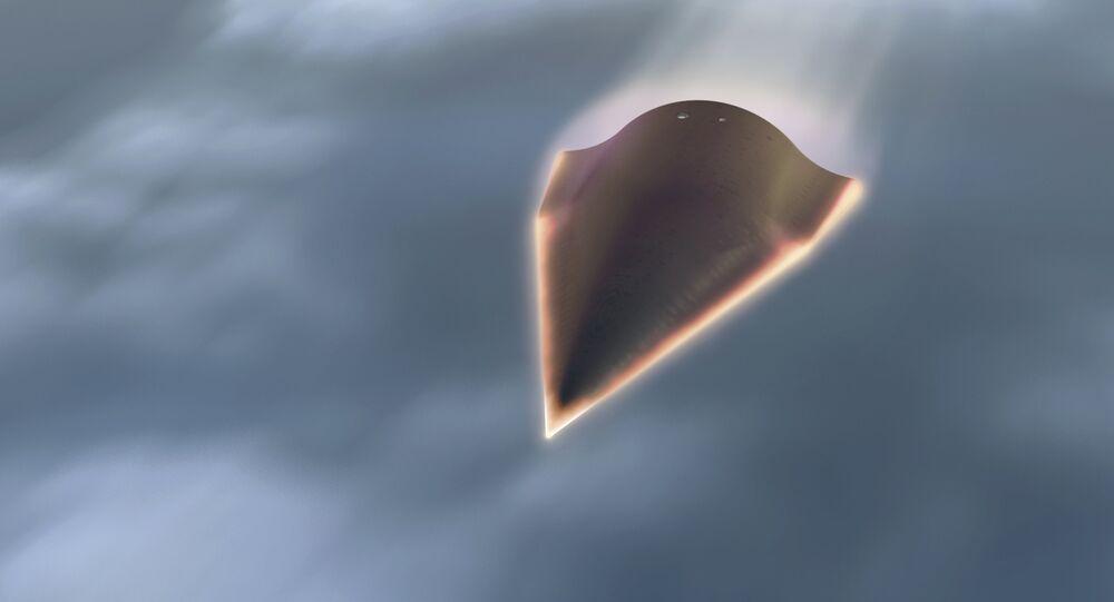 Falcon HTV-2 Американский проект сверхзвукового гиперзвукового летательного аппарата