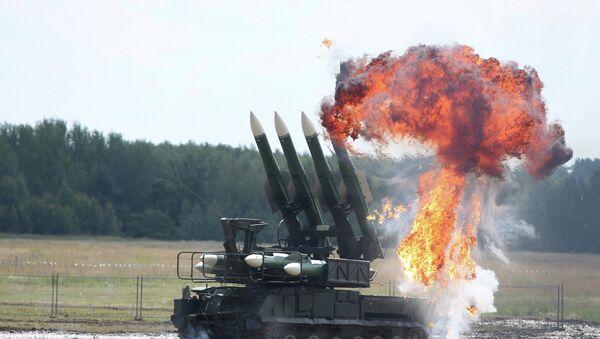 Sistemas rusos de misiles - Sputnik Mundo