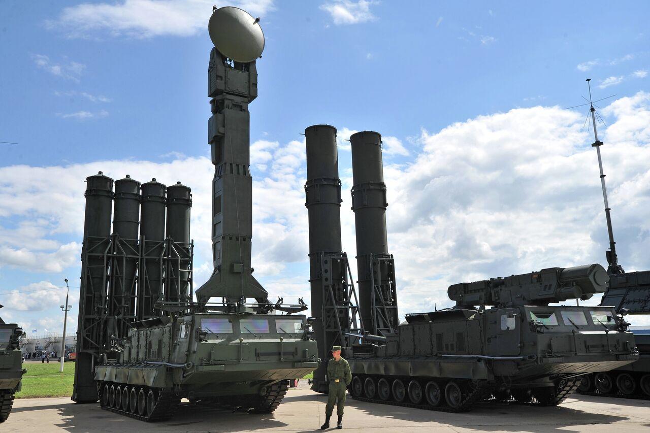 Sistemas rusos de misiles