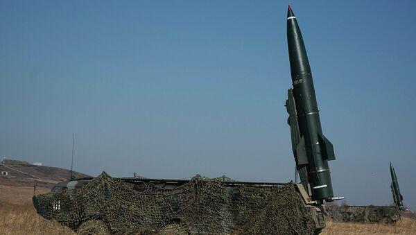 El módulo de misiles Tochka - Sputnik Mundo