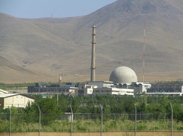 Reactor atómico de Arak, en Irán (Archivo) - Sputnik Mundo