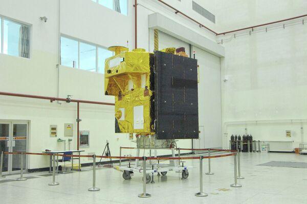 CBERS-3 - Sputnik Mundo