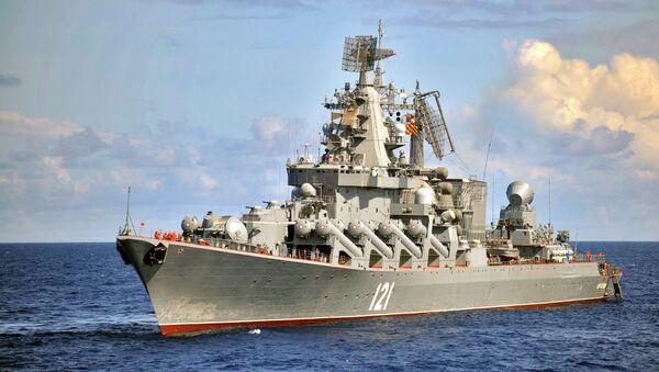 Rusia marca una presencia militar cada vez mayor en los mares y cielos del mundo - Sputnik Mundo