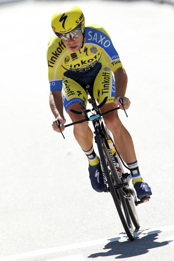 Ivan Rovny,el ciclista ruso - Sputnik Mundo