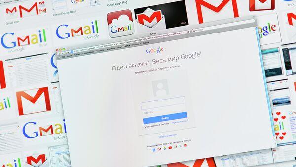 Servicio de correo electrónico de Google, Gmail - Sputnik Mundo