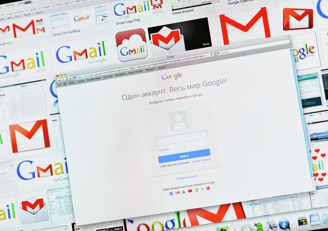 Servicio de correo electrónico de Google, Gmail