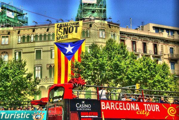 Каталония Барселона  - Sputnik Mundo