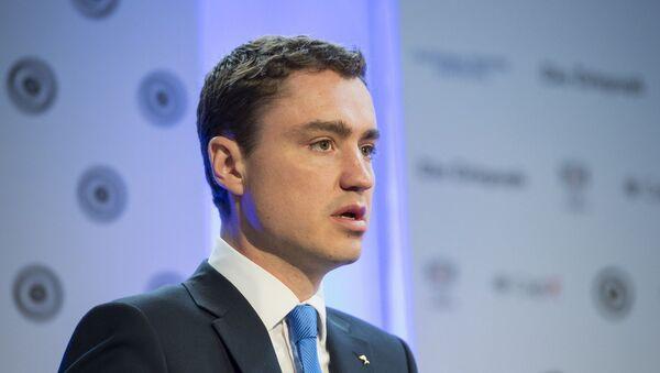 Taavi Roivas, primer ministro de Estonia - Sputnik Mundo