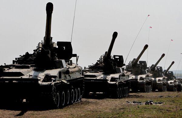 Rusia pone en máxima alerta de combate a sus tropas en Siberia Oriental - Sputnik Mundo