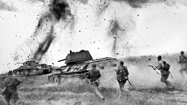 Курская дуга. 1943 год - Sputnik Mundo