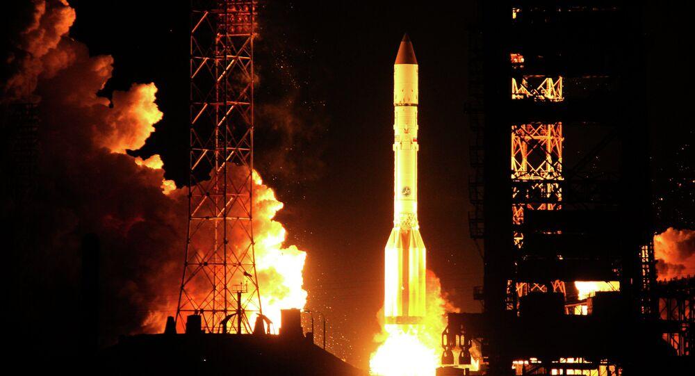Cohete ruso Protón-M