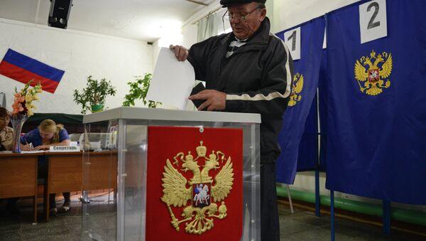 Las presidenciales en Rusia: los juegos de los veteranos - Sputnik Mundo