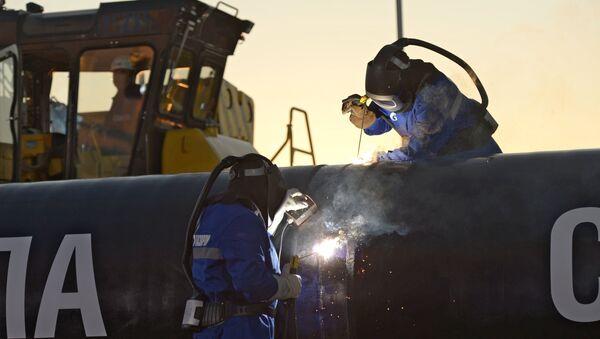 Gasoducto Fuerza de Siberia - Sputnik Mundo