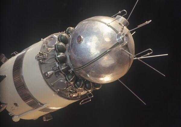 Nave espacial Vostok - Sputnik Mundo