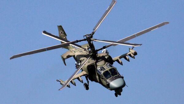 Вертолет Ка-52 Аллигатор - Sputnik Mundo