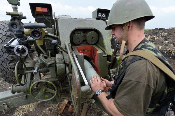 Milicias denuncian bombardeo de Kírovskoe por la artillería ucrania - Sputnik Mundo