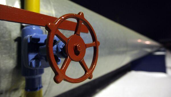 Tubería de gas - Sputnik Mundo