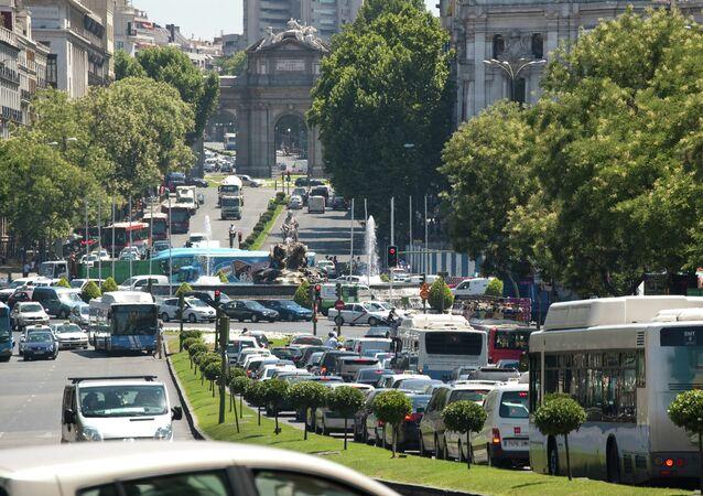 Automóviles en Madrid