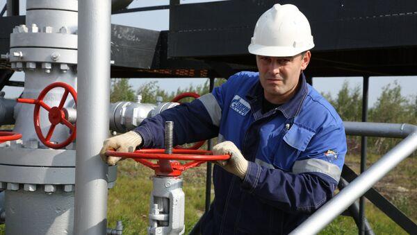 Ucrania puede renunciar al gas ruso solo si disminuye su consumo - Sputnik Mundo