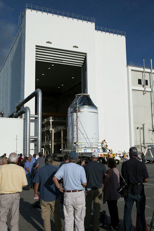 EEUU ensayará en diciembre la nueva nave espacial Orion - Sputnik Mundo